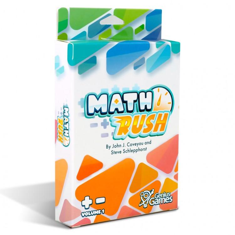 Math Rush: Addition & Subtraction
