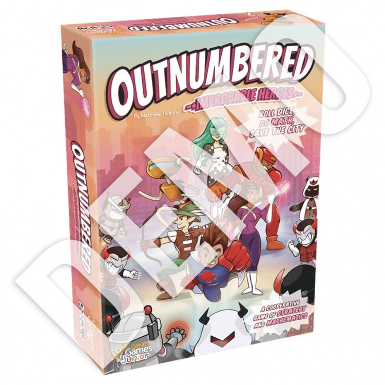 Outnumbered: Improbable Heroes DEMO
