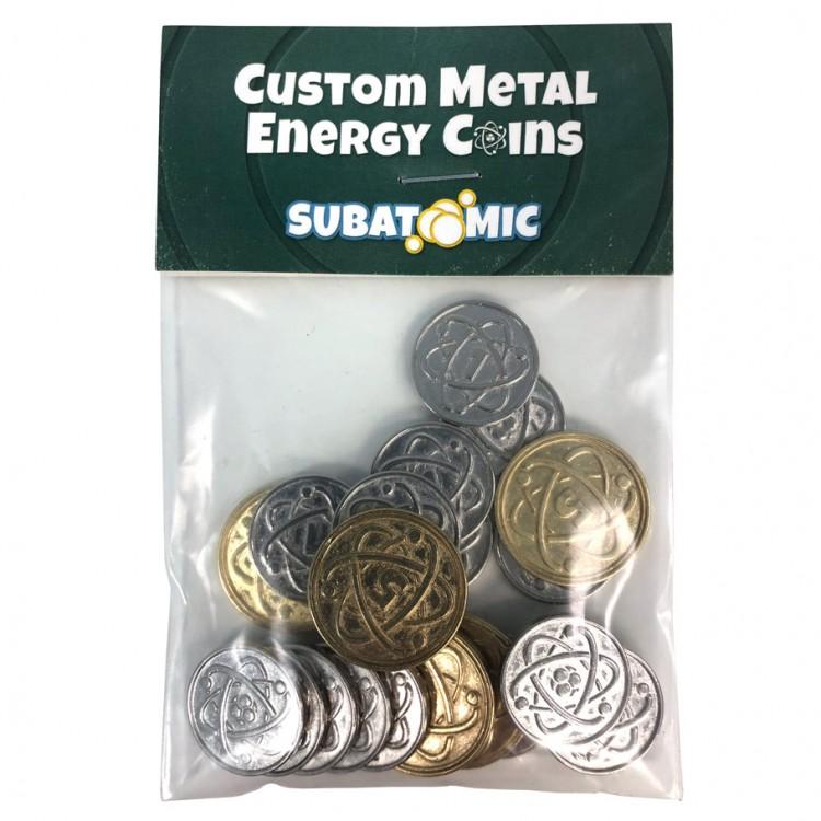 Subatomic: Metal Energy Coin
