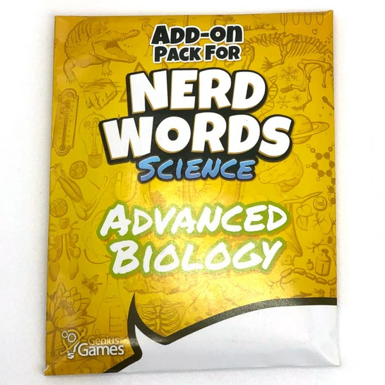 Nerd Words: Science: Advanced Biology