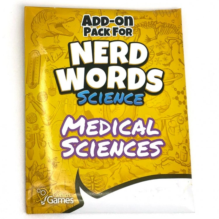 Nerd Words: Science: Medical Science