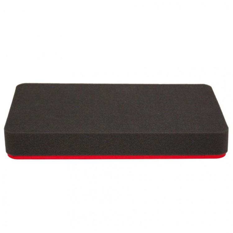 "Quality Foam Tray: 1.5"" Tall"