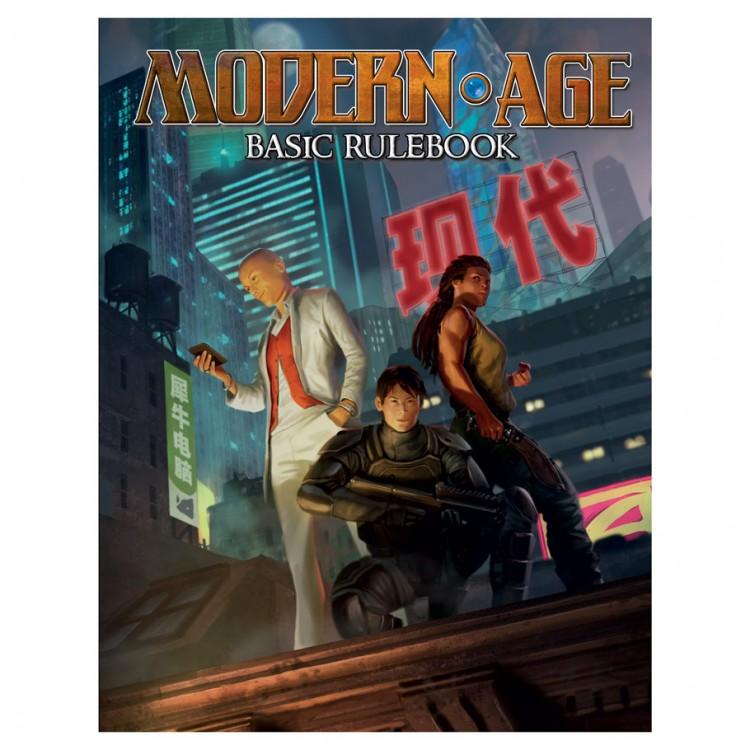 Modern AGE Basic Rulebook