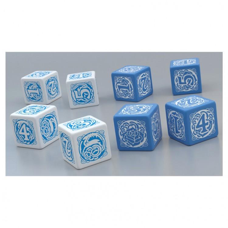 Blue Rose: Dice Set