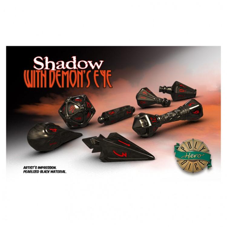 Dice: Wizard Shadow/DemonEye