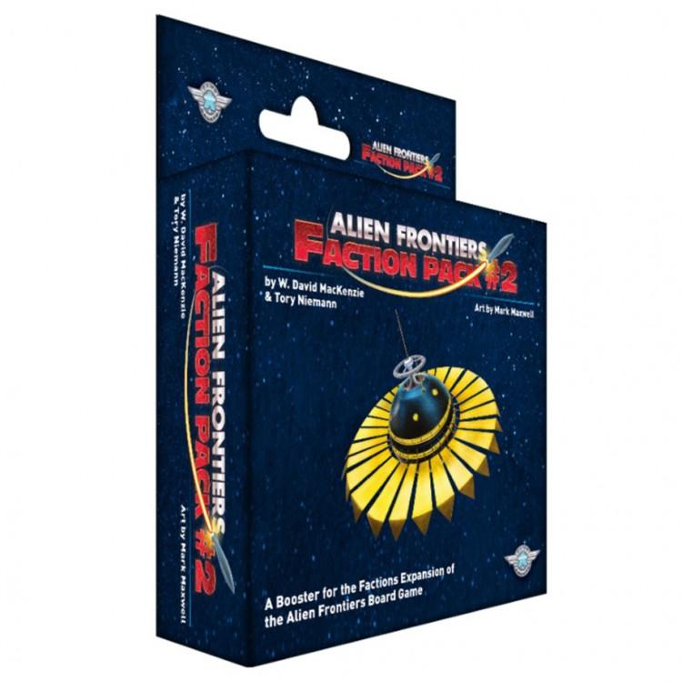 Alien Frontiers: Faction Pack 2