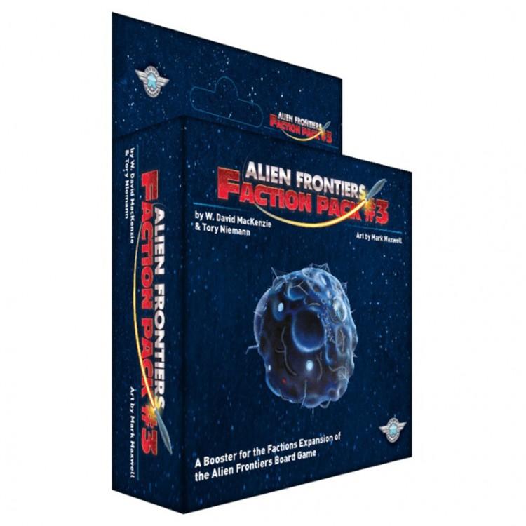 Alien Frontiers: Faction Pack 3