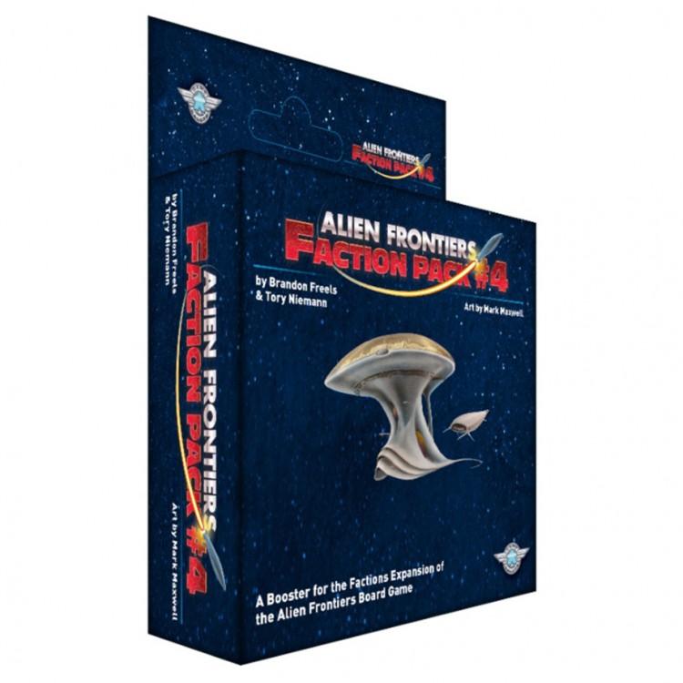 Alien Frontiers: Faction Pack 4