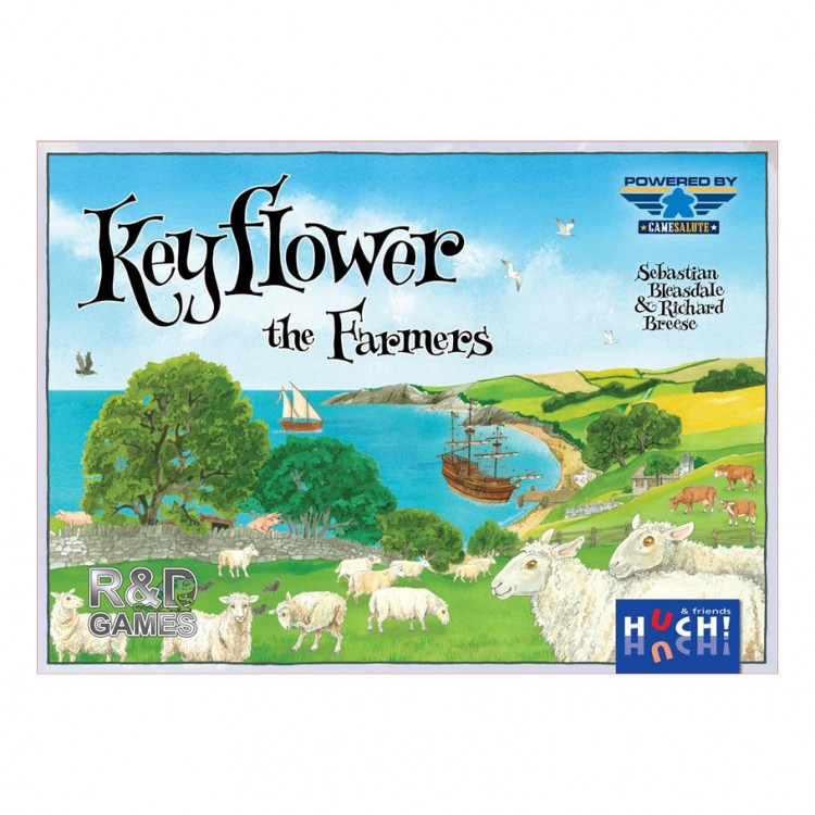 Keyflower: The Farmers Expansion