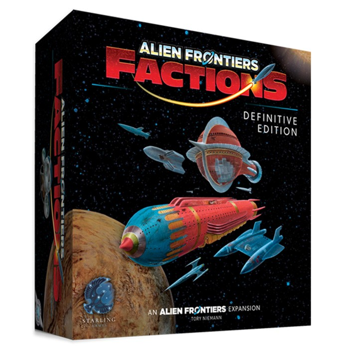 Alien Frontiers: Factions Definitive Ed