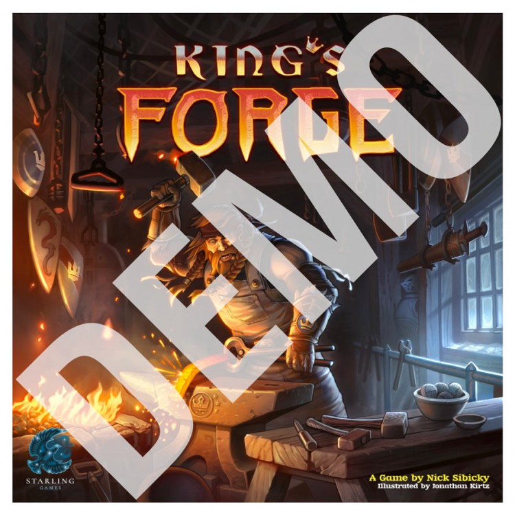 King's Forge (3rd Edition) DEMO
