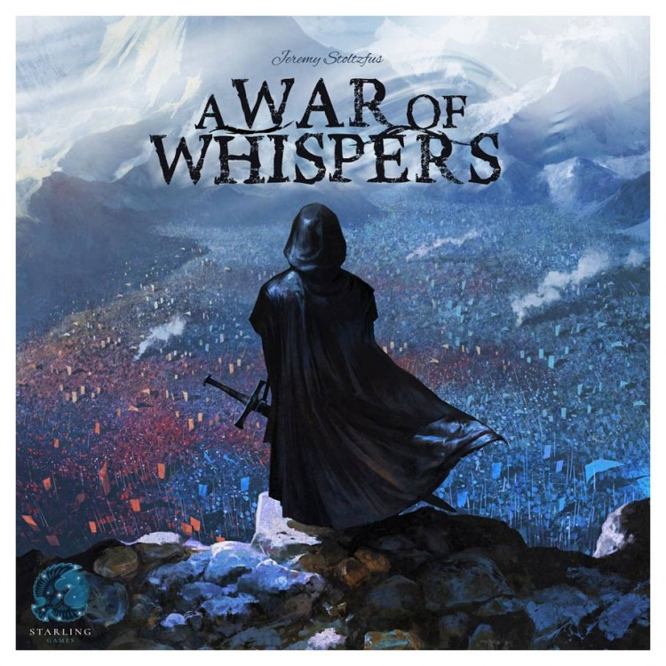 A War of Whispers: Standard Edition  2E