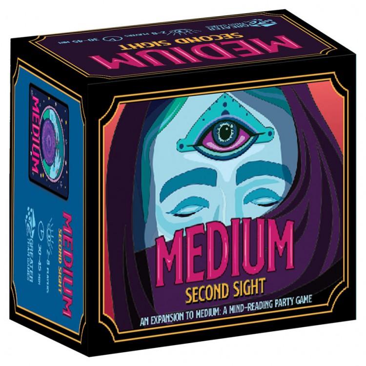 Medium: Second Sight Expansion