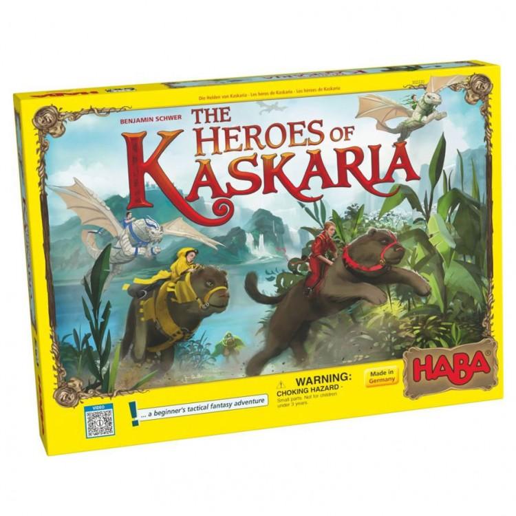 The Heroes of Kaskaria