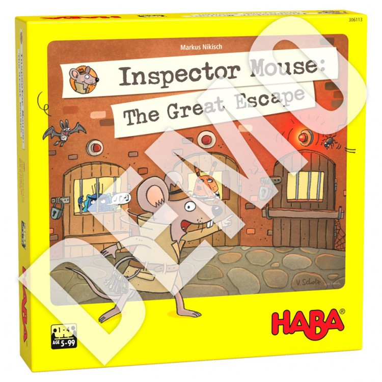 Inspector Mouse: The Great Escape DEMO
