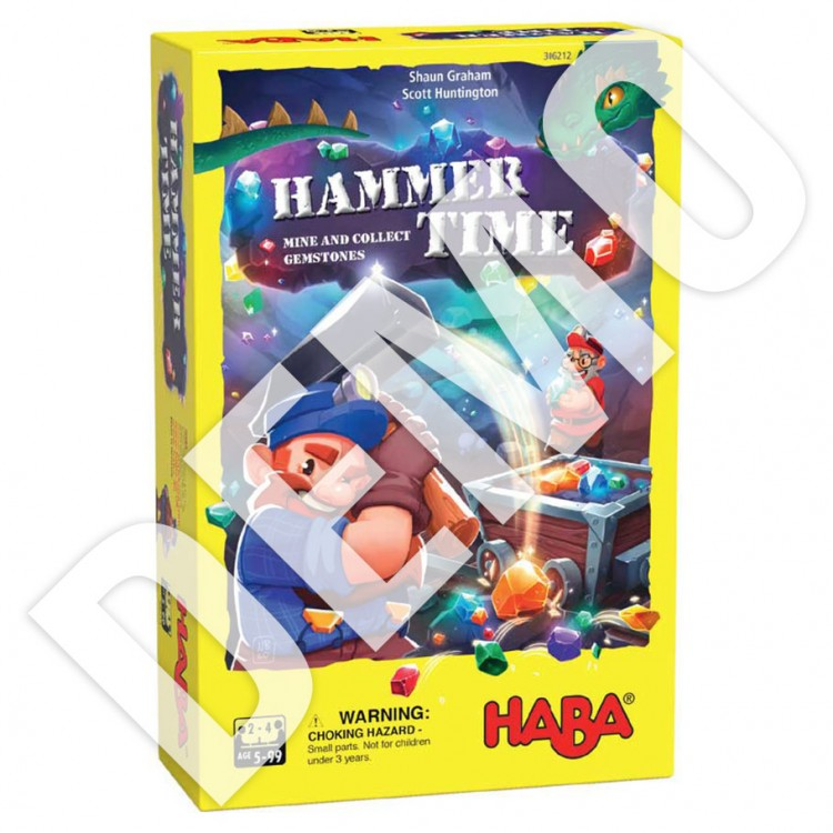 Hammer Time DEMO