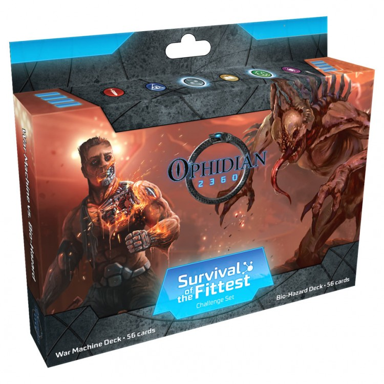 Ophidian 2360: SotF: War Machine vs Bio