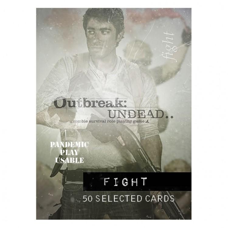 Outbreak Undead: Fight Deck