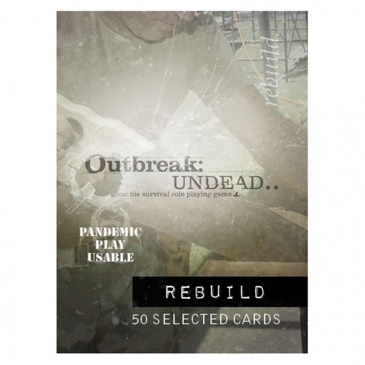Outbreak Undead: Rebuild Deck