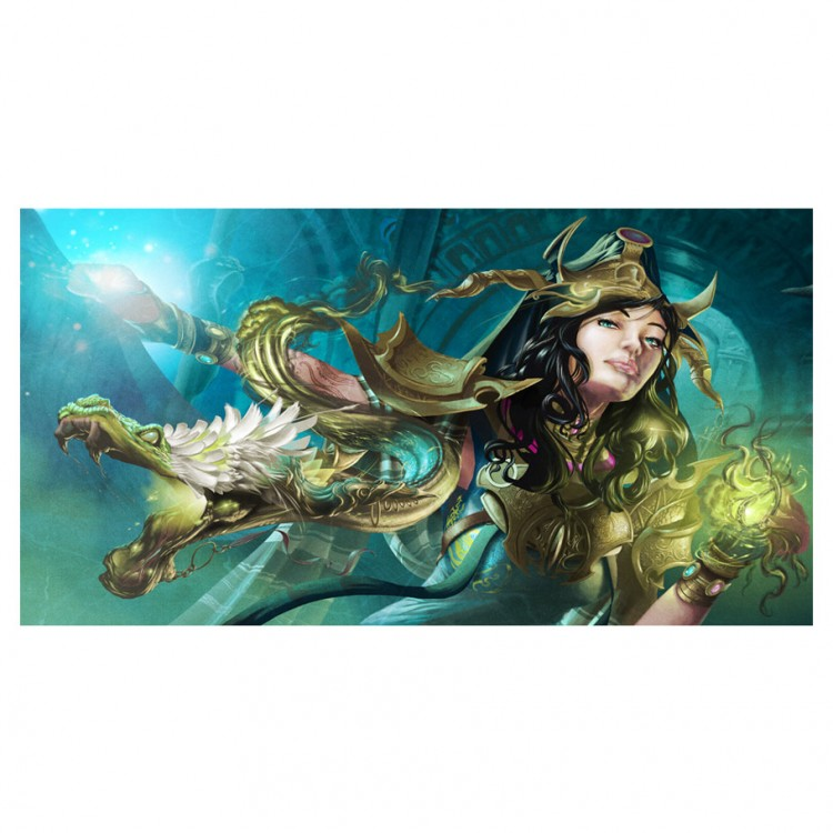 Play Mat: Venompulse Enchantress