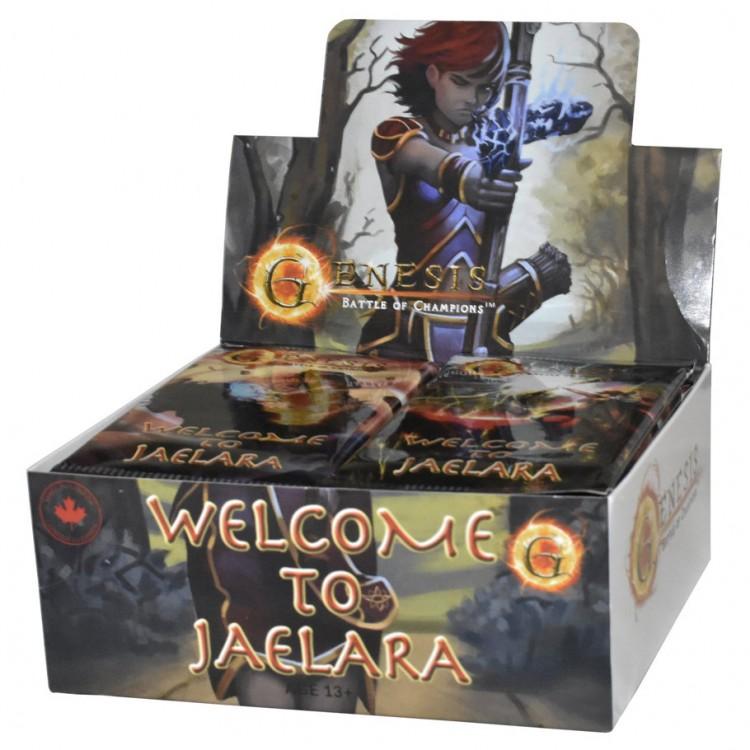 Genesis: Battle of Champions JaelaraBD