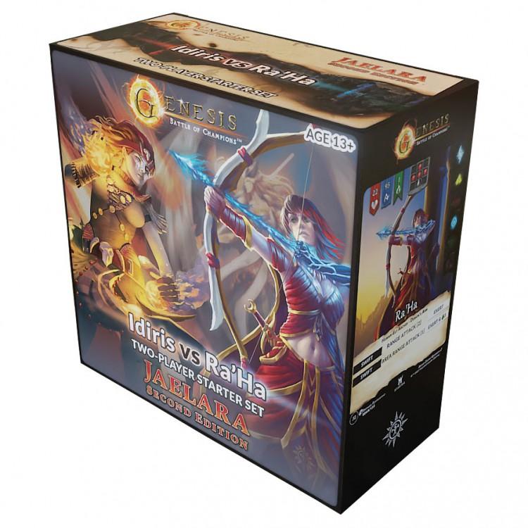 Genesis: Jaelara 2E Player VS Deck