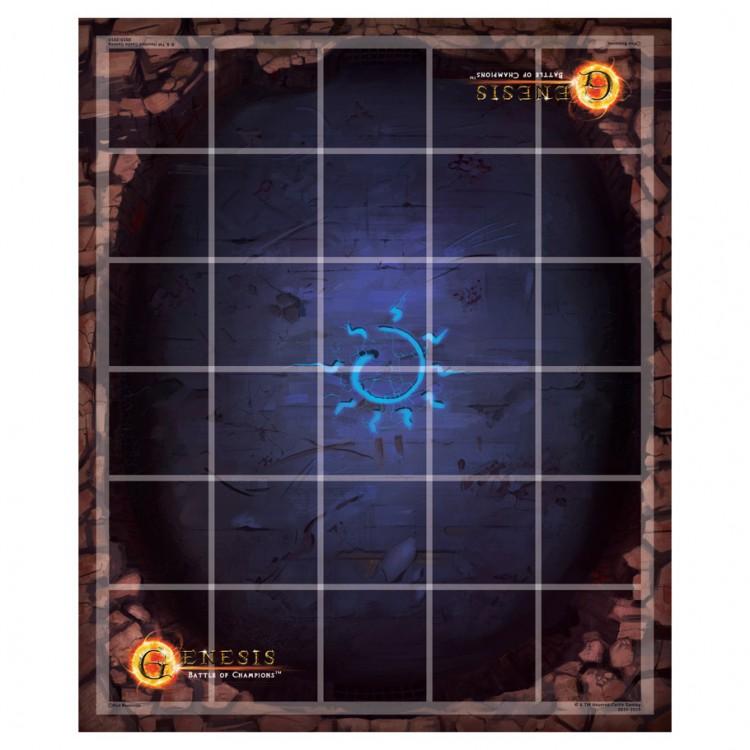 Playmat: Genesis: Vishud