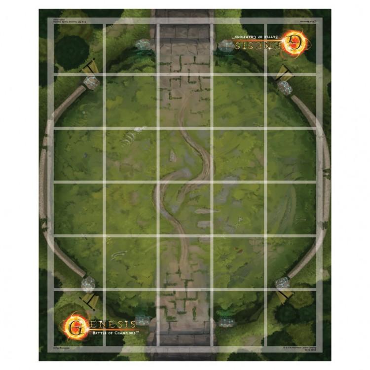 Playmat: Genesis: Ajna