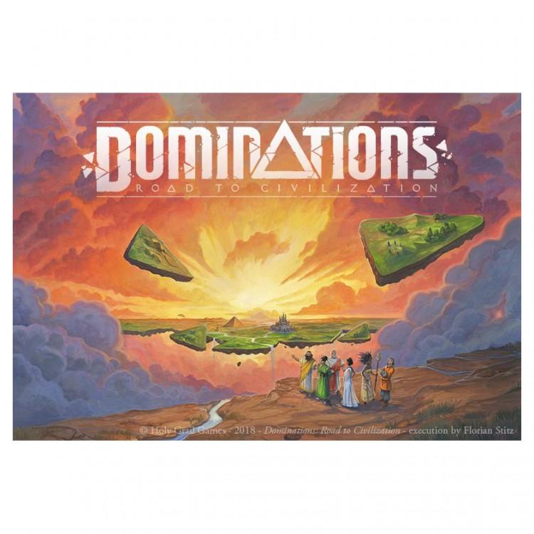 Dominations Core Box