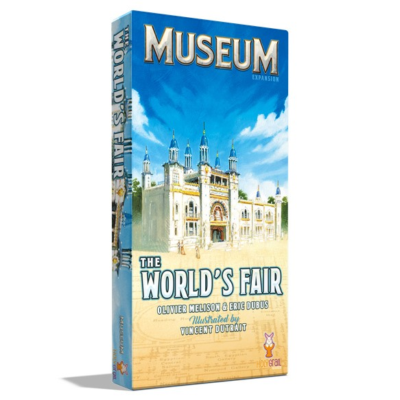 Museum: The World's Fair Exp.