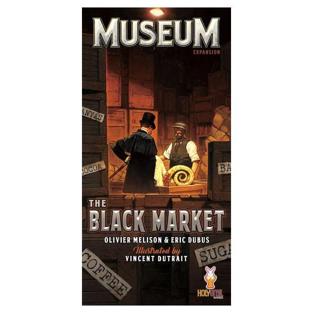Museum: The Black Market Exp.
