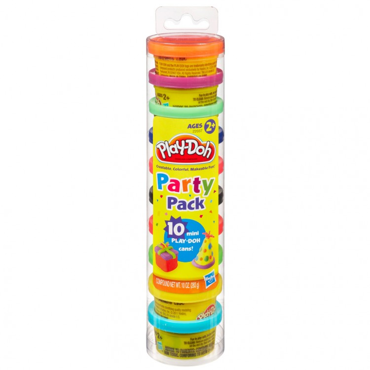 PD: 1 oz. 10-count Party Pack