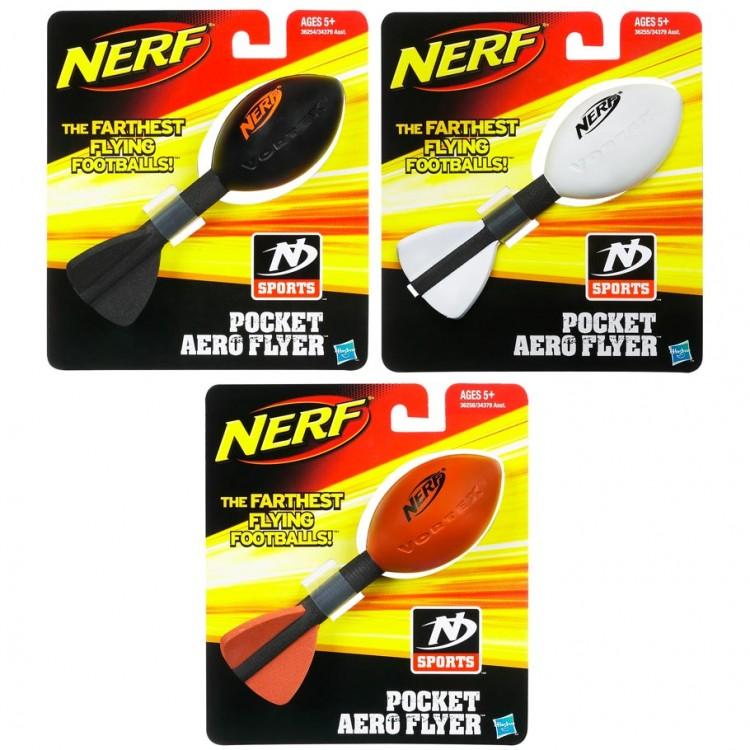 Nerf: Sports: Pocket Aero Flyer Ast (6)