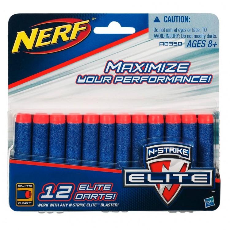 Nerf: Elite: Refill 12ct Pk