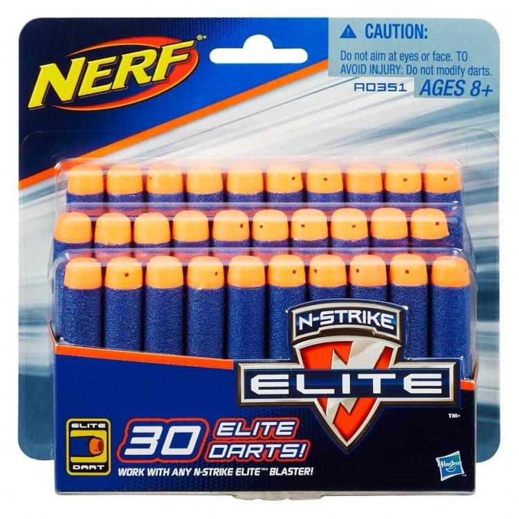 Nerf: Elite: Refill 30ct Pk