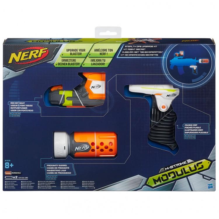 Nerf: MOD: Stealth OPS Upgrade Kit (4)