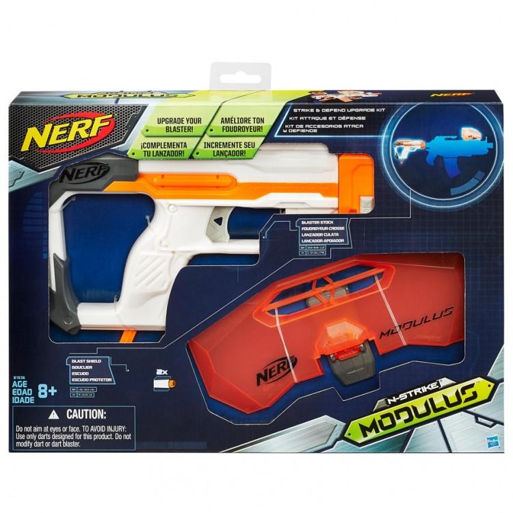 Nerf: MOD: Strike N Def Upgrade Kit (4)