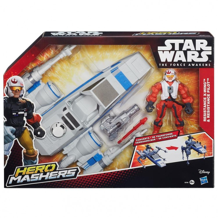 SW:Atk Vehicle Hero Starfighter Solid(3)