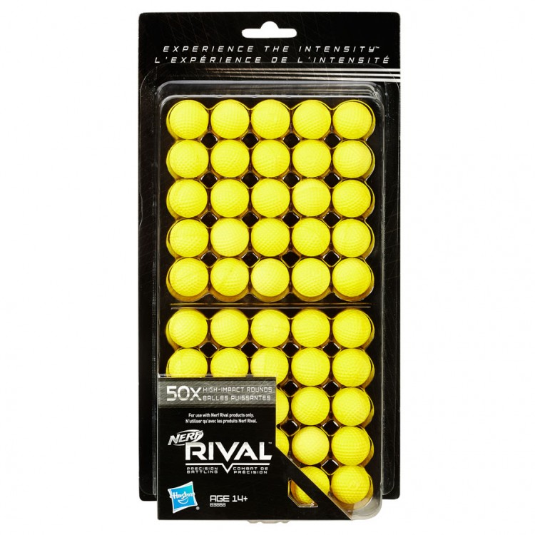 Nerf: Rival: 50 Round Refill (6)