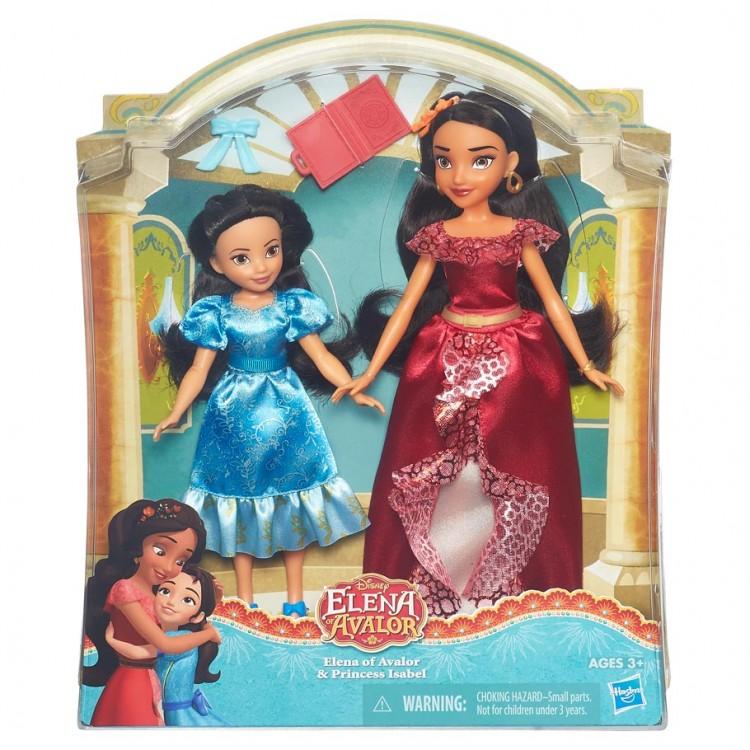 DP: Elena and Isabel 2 Pk (4)