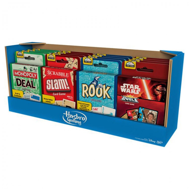 DISPLAY:Family Card Games PDQ