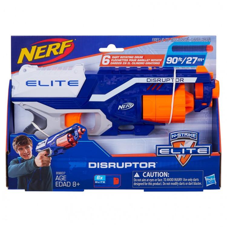 Nerf: Elite: Disruptor (3)