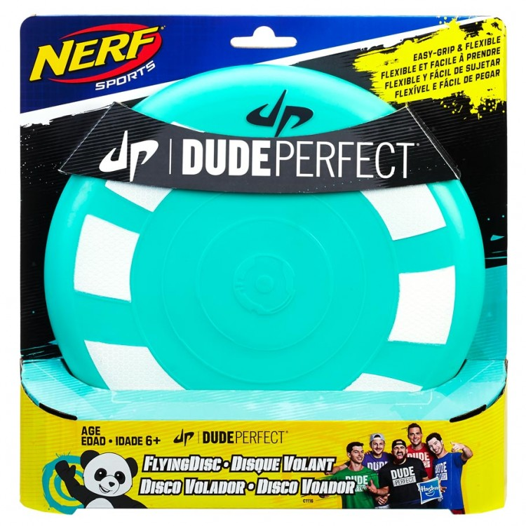 Nerf:Sports: Dude Perfect Flying Disc(6)