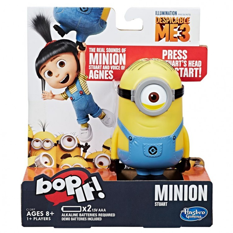 Bop It: Despicable Me