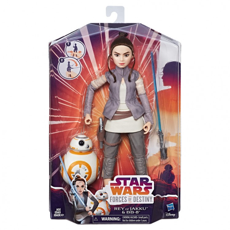 SW: Rey and BB8 (4)