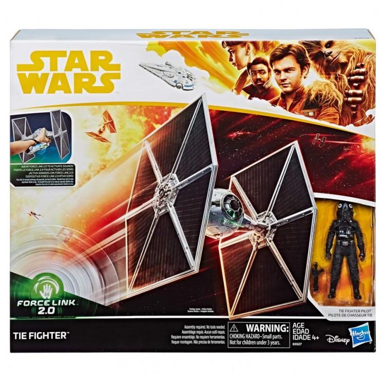 SW: Force Link 2.0 TIE Fighter& Pilot(3)