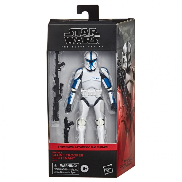 SW: BK Ser: Clone Trooper Lieutenant (6)
