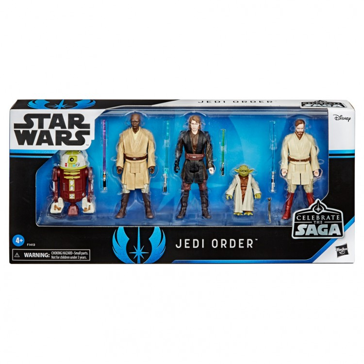 SW: CTS: Jedi Order Pk (4)