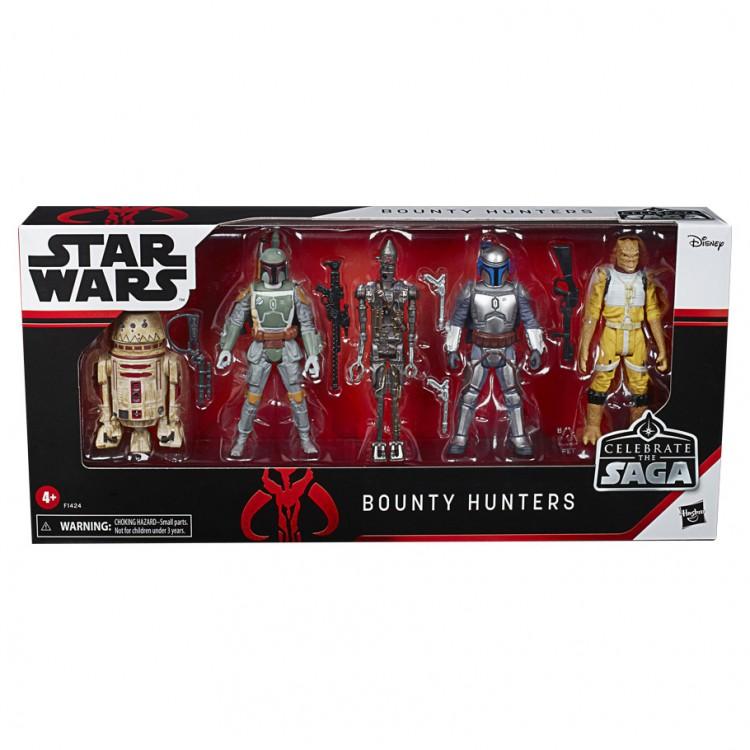 SW: CTS:  Bounty Hunters Pk (4)
