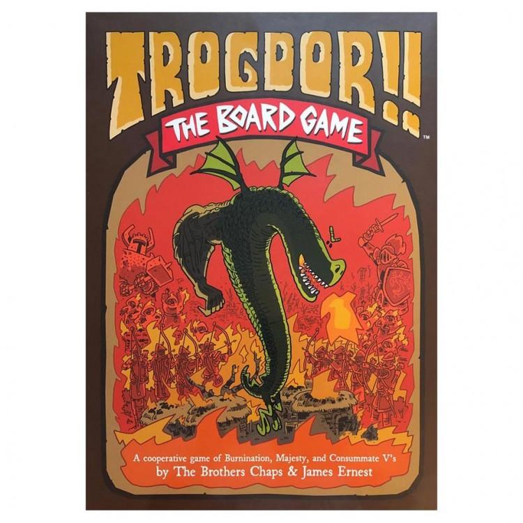 Trogdor!: The Board Game! (Refresh)